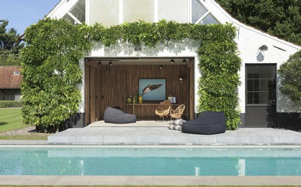 Poolhouse M_St Martens Latem